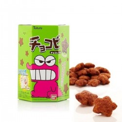 Hello Panda Chocolate Cream Biscuits