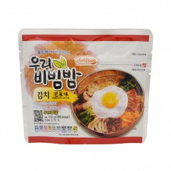 Easybab Woori Bibimbap Kimchi flavour