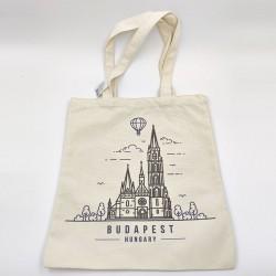 Budapest Canvas Bag