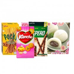 Chocolate-Almond pack