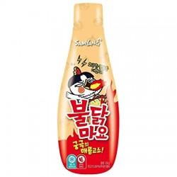 Samyang hot chicken mayonnaise