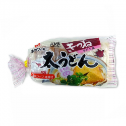 MIYAKOICHI Kitsune udon with fried tofu (3 servings)