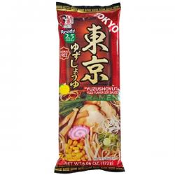 Itsuki Tokyo Style Yuzu Citrus & Shoyu Soy Sauce Ramen Noodles - 2 servings