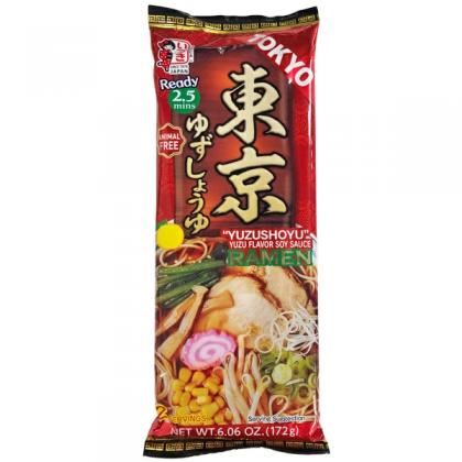 Itsuki Ramen Afo Kumamon No Kumamoto - 2 servings