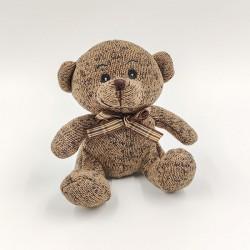 Classical little brown bear plush
