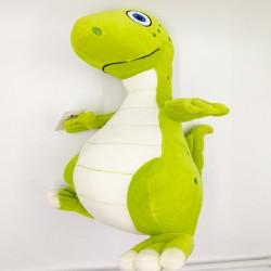 Cuki ölelni való zöld dinó