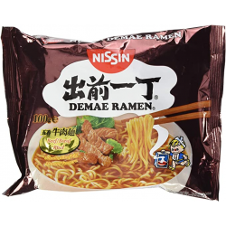 Nissin Demae Ramen Beef 100g