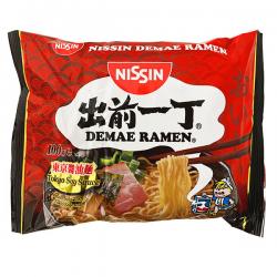 Nissin Demae Ramen Tokyo Soysauce 100g