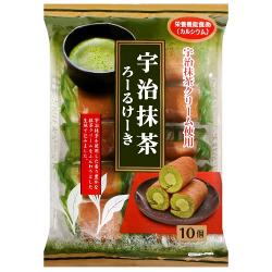 Yamauchi Mini Roll cake Matcha