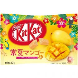 Kit Kat mangó 12 db mini csomag