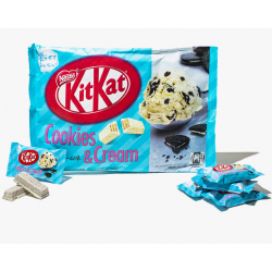 1 db mini Kit Kat Cookie & Cream