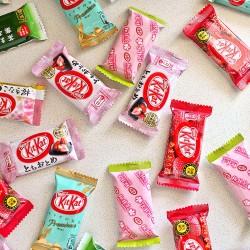Kit Kat kóstoló csomag