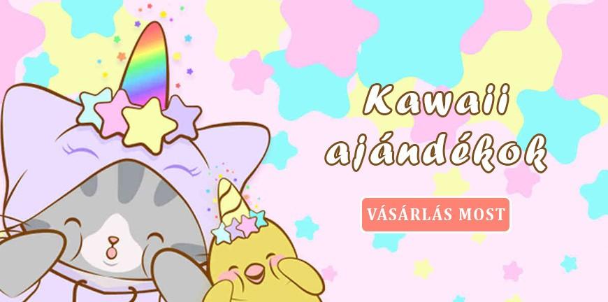 Kawaii ajándékok